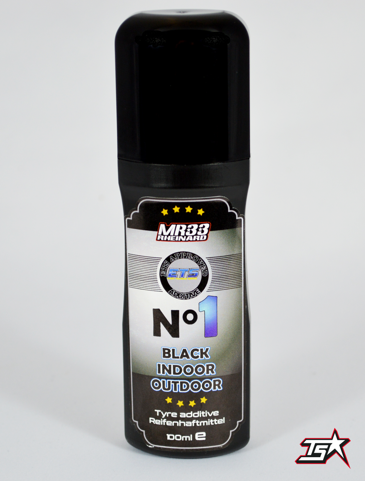 MR33 No1 Black Indoor/Outdoor Tyre Additive 100ml