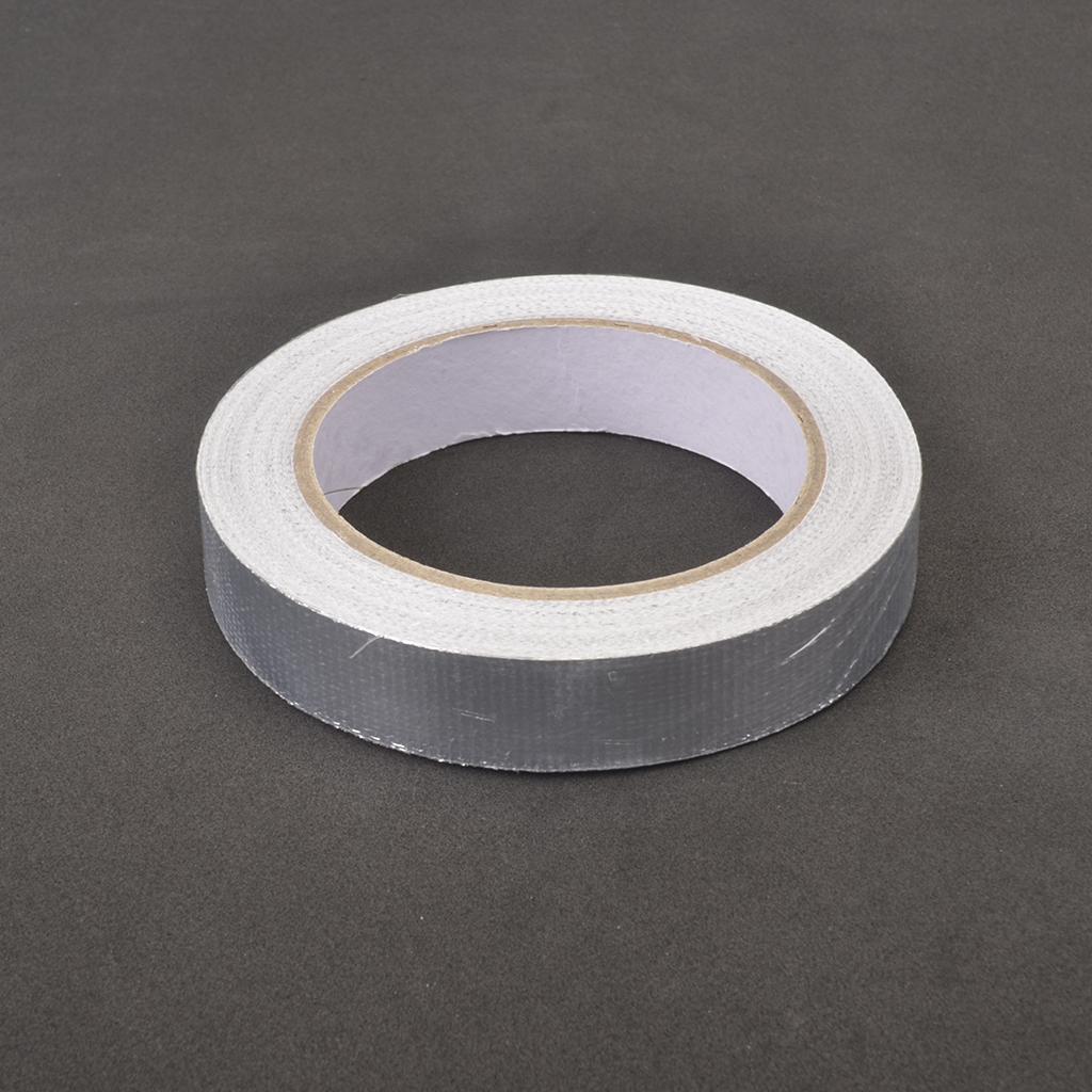 GLASS FIBRE ALUMINIUM TAPE - 20MM X 20 MTRS