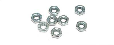 CRC small Hex Nuts CK Pivot Plate (10)