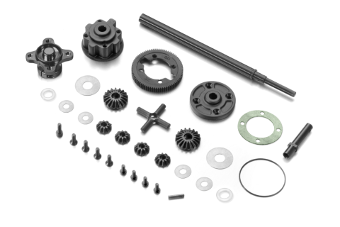 XRAY GEAR DIFFERENTIAL 1/10 PAN CAR - SET