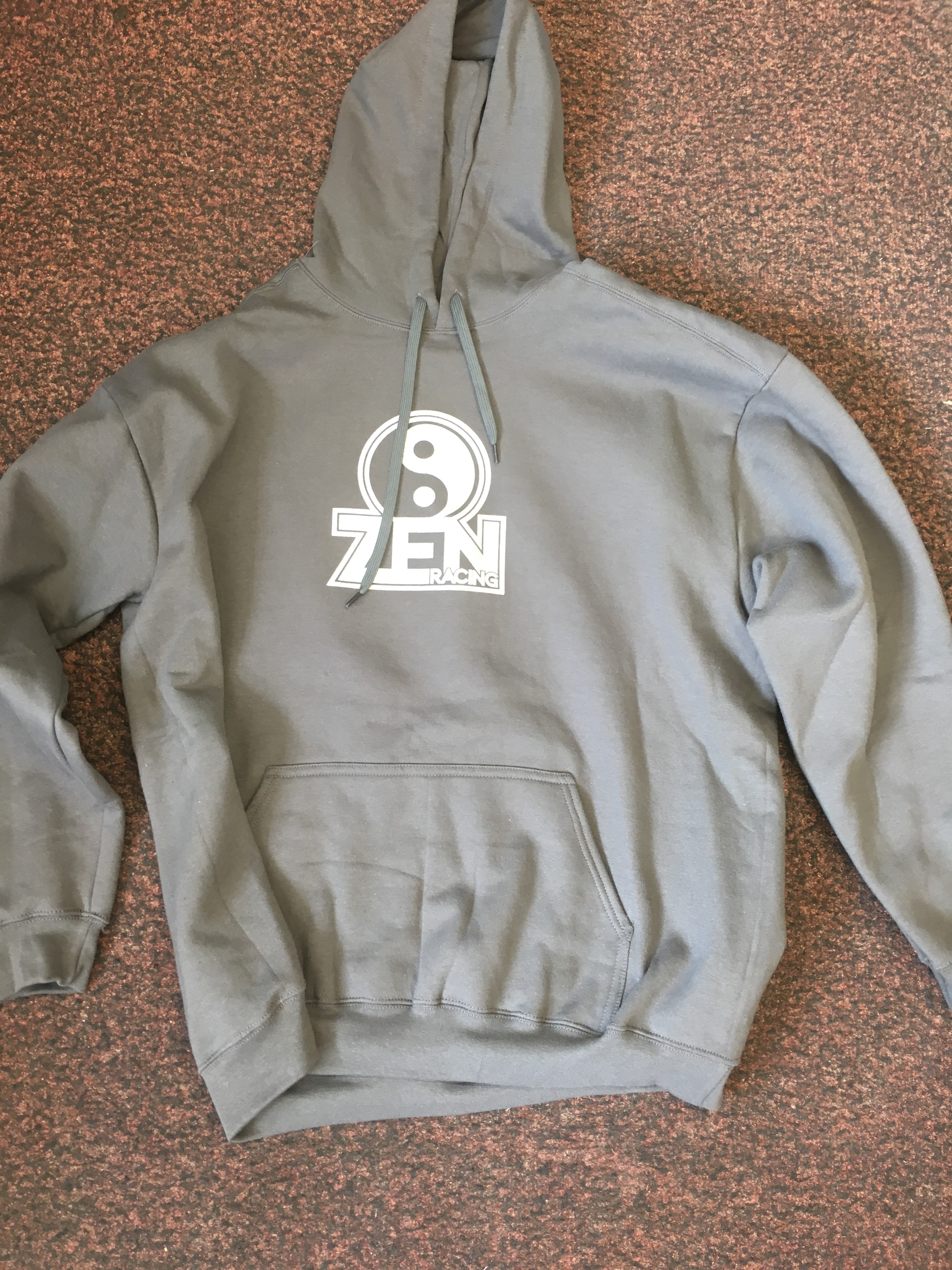 Zen-Racing Hoodie Medium