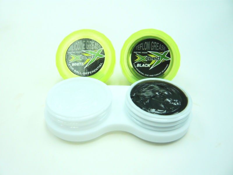 Duo Pack Teflon/Silicone grease