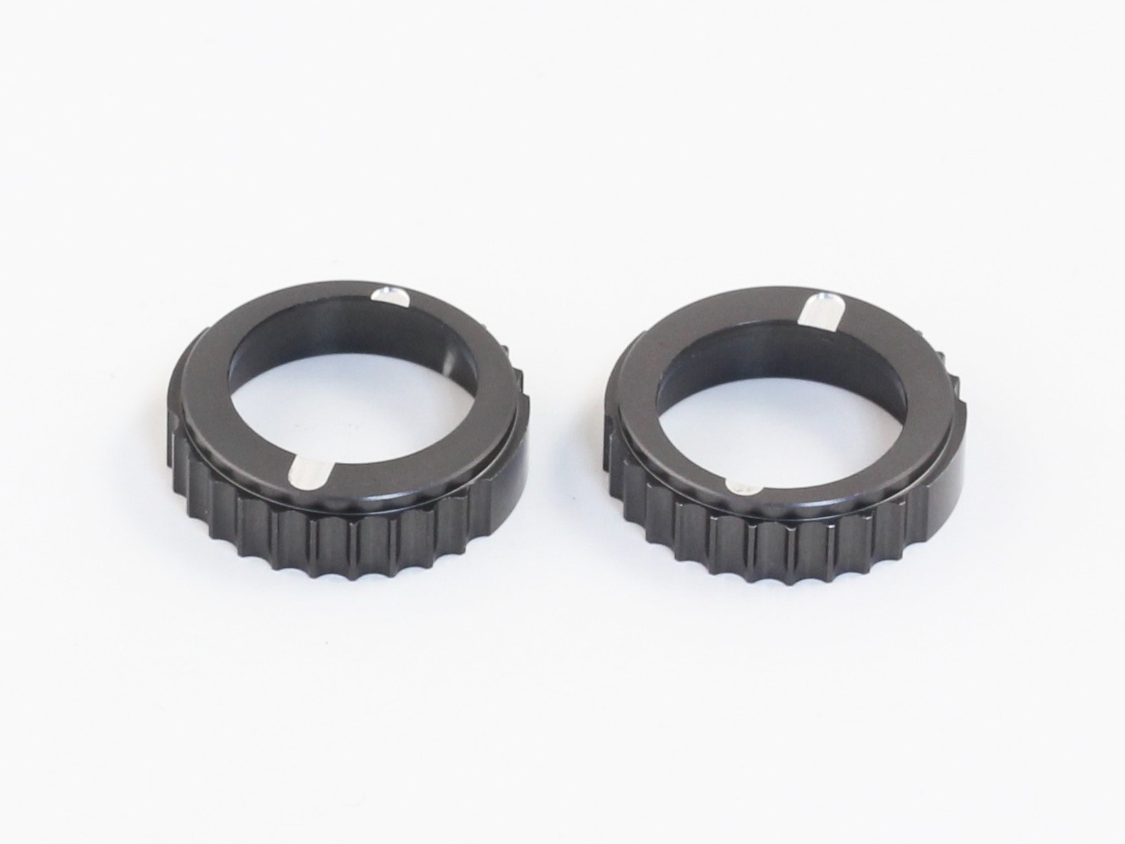 Destiny RX-10s Aluminium Adjustment Ball Bearing Hub 2pcs