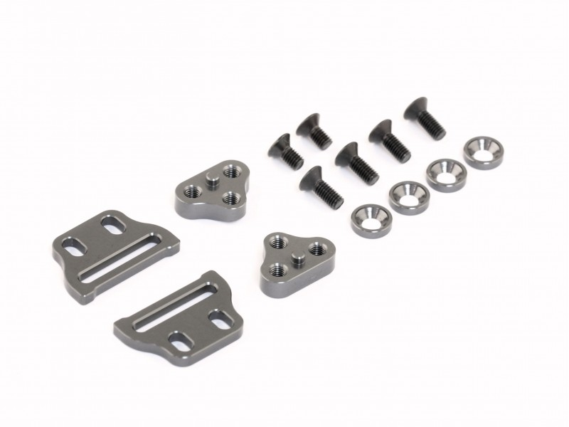 RX-10S Aluminum Battery Bracket Set
