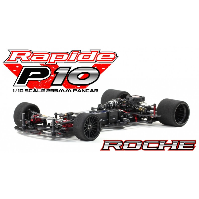 Pre-Order Roche - Rapide P10W 1/10 235mm Competition Kit