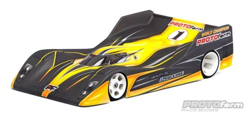 Protoform AMR-12 NORMAL Weight Bodyshell for 1/12th Circuit