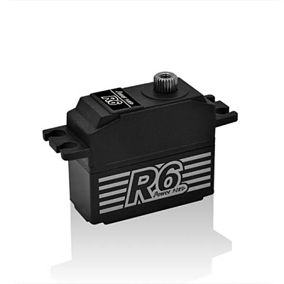 Power HD R6 1/12 Pancar Servo
