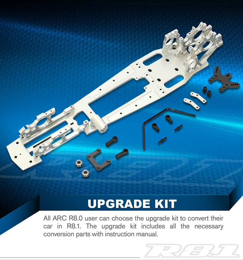ARC R8.1 Upgrade Kit