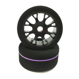 1/10 WGT 37 Front Lilac, Black wheel