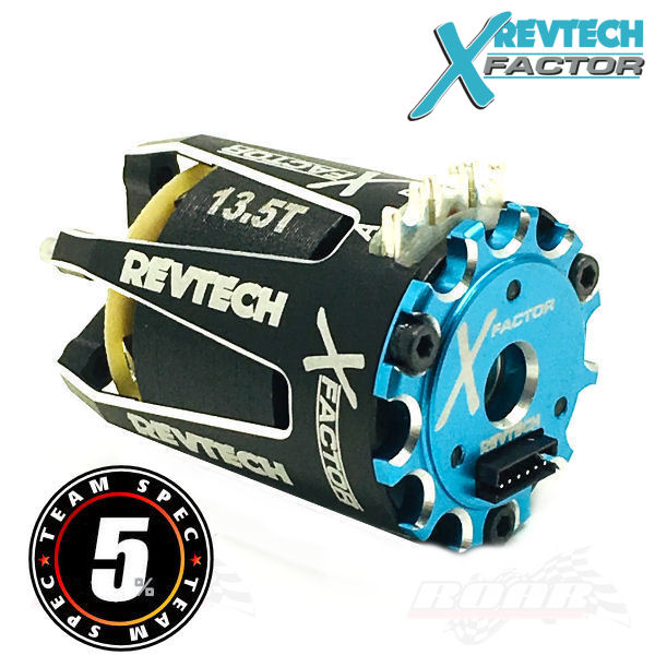 X Factor 13.5T Brushless Motor TEAM SPEC