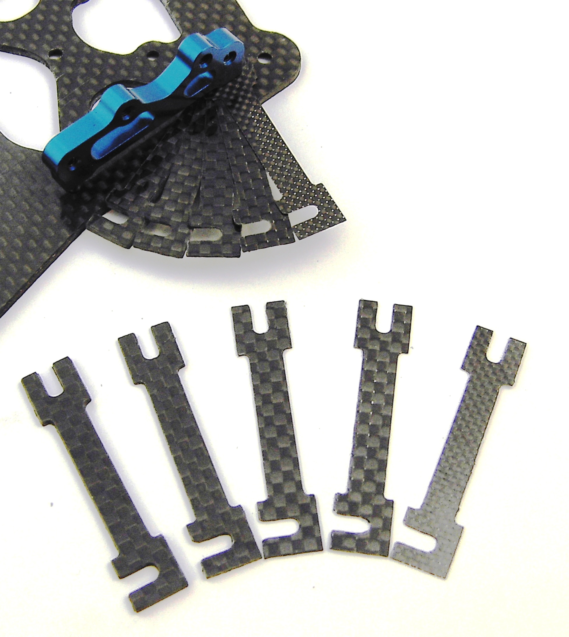 R5 Front ride height shims 10pcs