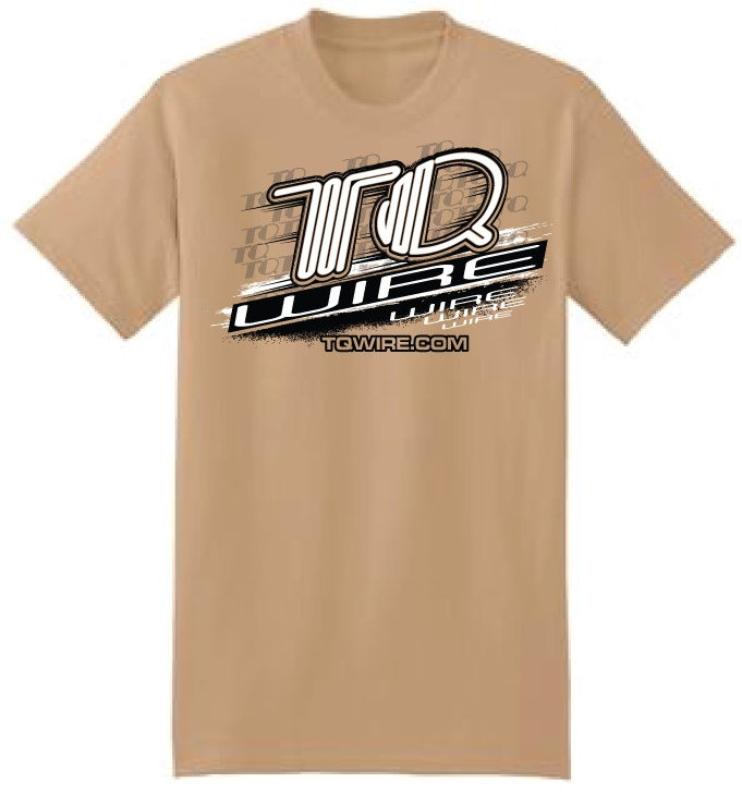 TQ Wire T-shirt Large