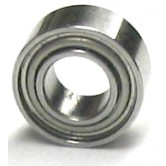1/12/GT Front bearings No flange 4pcs